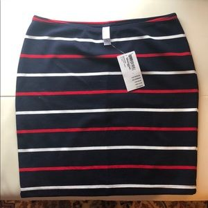 BRAND NEW American Apparel pencil skirt.